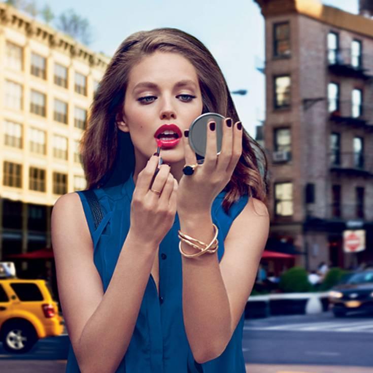 Rutina De Maquillaje Para Vestido Azul Maybelline Uruguay