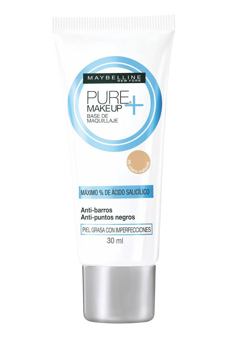 Pure Plus base de maquillaje
